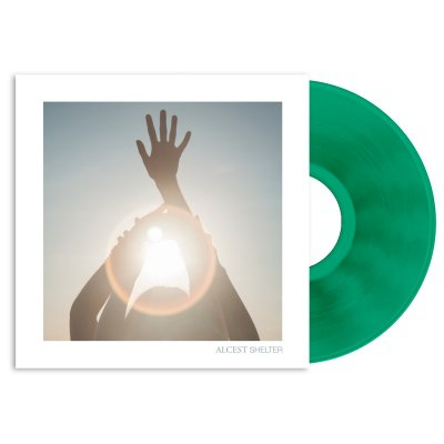 alcest - Shelter LP - Green