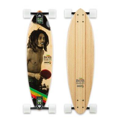 Bob Marley - Small Axe Complete Skateboard