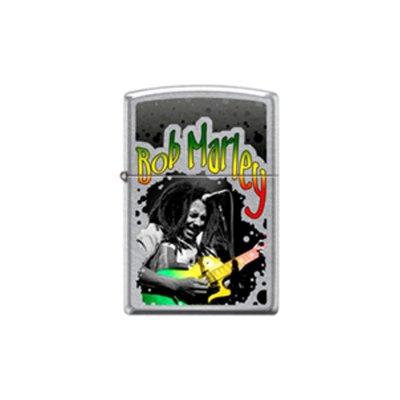 Bob Marley - Guitar Zippo Lighter