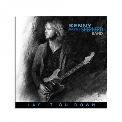 Kenny Wayne Shepherd - Lay It On Down CD (Signed)