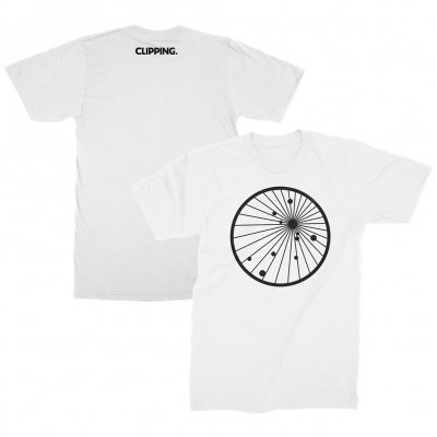 clipping - Splendor & Misery T-Shirt (White)
