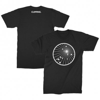 clipping - Splendor & Misery T-Shirt (Black)