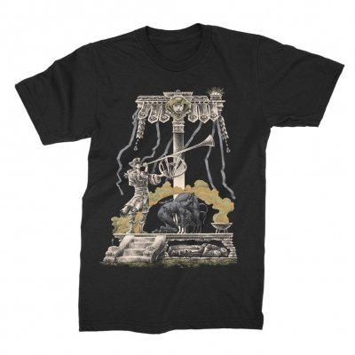 clipping - Trumpets T-Shirt (Black)