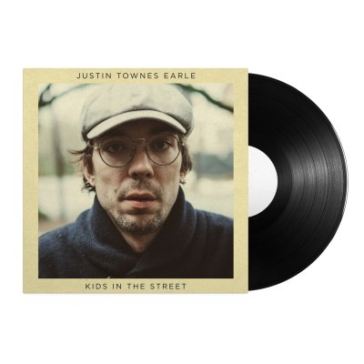 justin-townes-earle - Kids In The Street LP (Black)