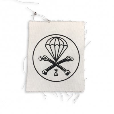 frank-iero - Parachute Patch