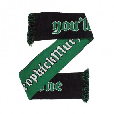 dropkick-murphys - Walk Alone Scarf