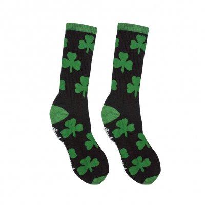 dropkick-murphys - Shamrock Socks (Black)