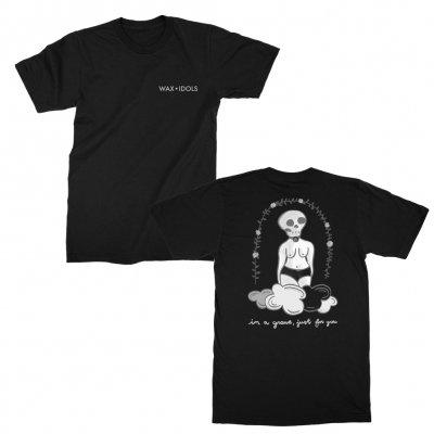 Wax Idols - In A Grave T-Shirt (Black)