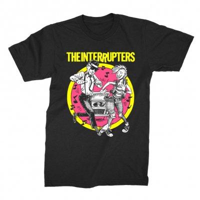The Interrupters - Punk Rock Bowling T-Shirt (Black)