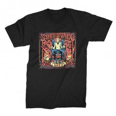 screeching-weasel - Baby Fat T-Shirt (Black)