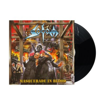 sodom - Masquerade In Blood LP (Black)