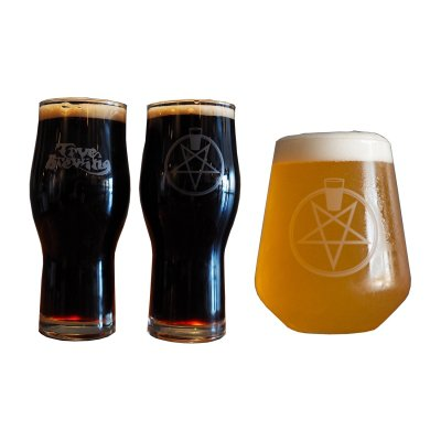 TRVE Brewing Company - Pintagram Rastal Bundle