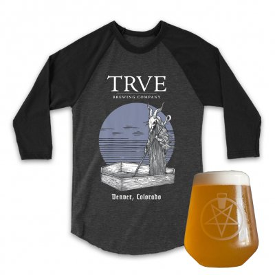 trve-brewing-company - Pintagram Rastal + Buried Sun Raglan Bundle