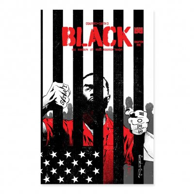 black-mask-studios - BLACK - Issue 5