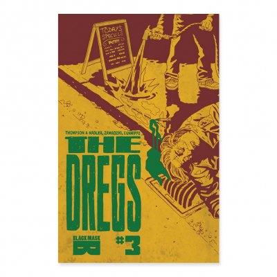 The Dregs - The Dregs - Issue 3