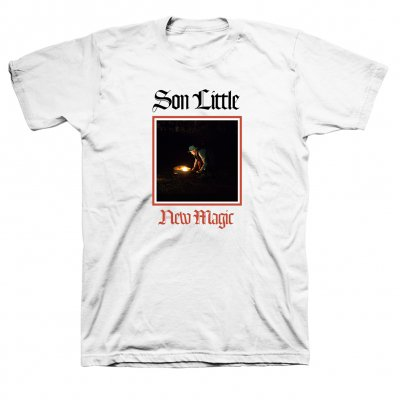 anti-records - New Magic Cover T-Shirt (White)