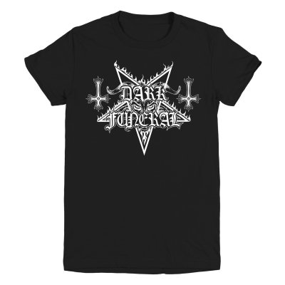 dark-funeral - Logo T-Shirt - Women's (Black)