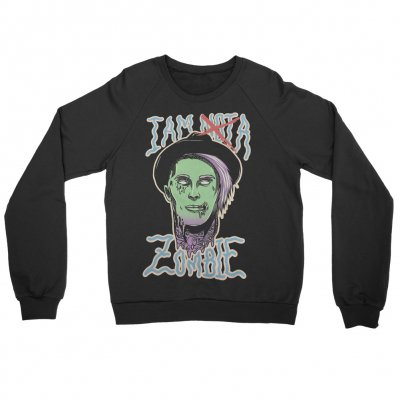 falling-in-reverse - I Am Not A Zombie Crewneck (Black)