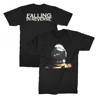 falling-in-reverse - Spaceman Tee (Black)