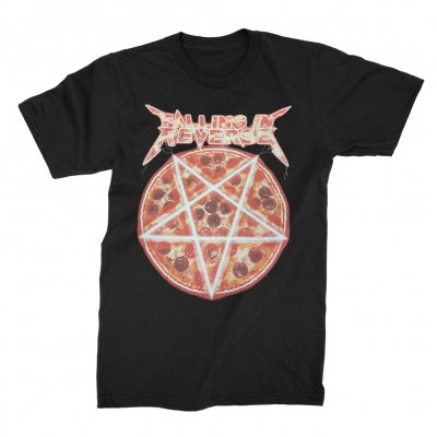 falling-in-reverse - Pizzagram Tee (Black)