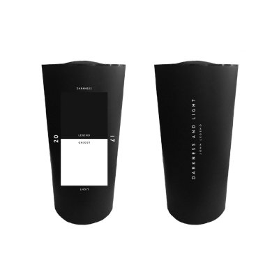 john-legend - Darkness and Light Travel Mug