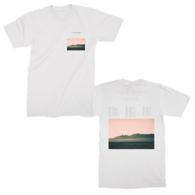 John Legend - Landscape T-Shirt (White)