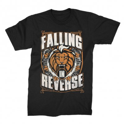 falling-in-reverse - Lion Shield T-shirt (Tour Version)