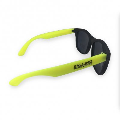 falling-in-reverse - Sunglasses (Neon Yellow)