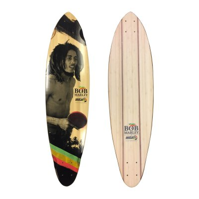 Bob Marley - Small Axe Skateboard Deck