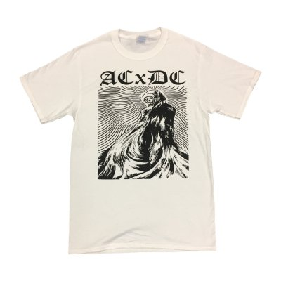 ACxDC - Ghost T-shirt (White)