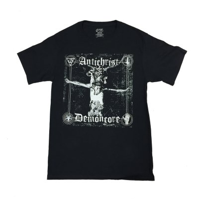 acxdc - Goat Cross T-shirt (Black)
