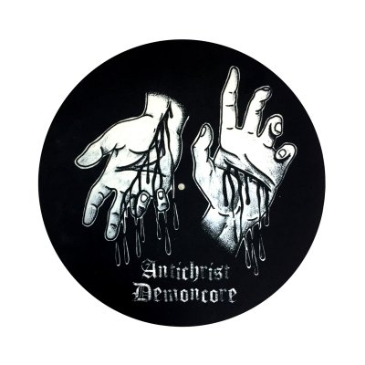 acxdc - Slit Wrists Slipmat (Black)