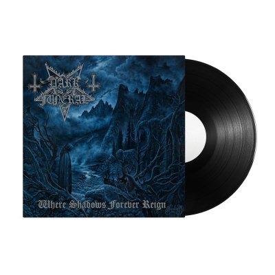 dark-funeral - Where Shadows Forever Reign LP (Black)