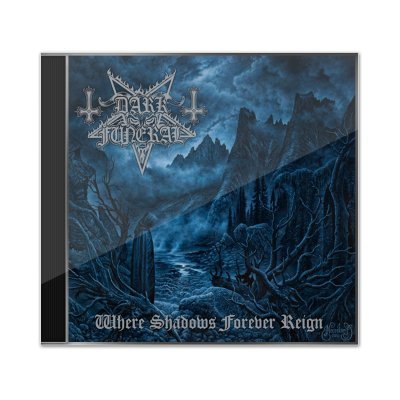 valhalla - Where Shadows Forever Reign CD