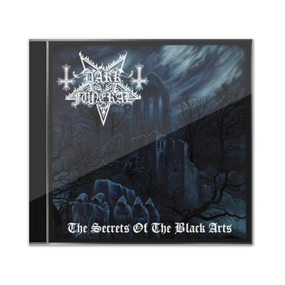 dark-funeral - The Secrets Of The Black Arts CD