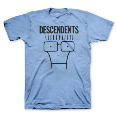 descendents - Classic Milo Tee (Carolina Blue)