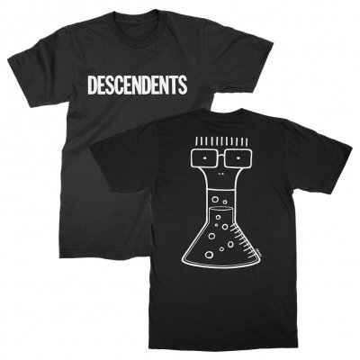 descendents - Cylinder T-Shirt (Black)