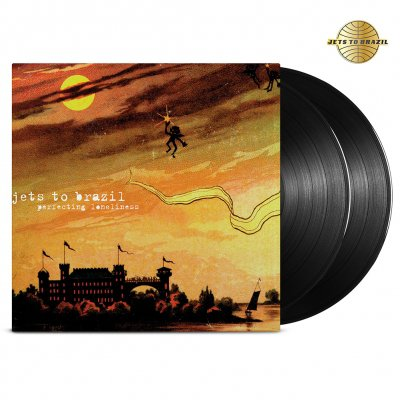 Jets To Brazil - Perfecting Loneliness 2xLP (Black 180)