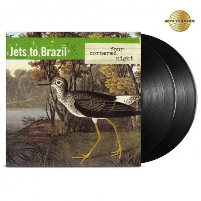 Jets To Brazil - Four Cornered Night  2xLP (Black 180)