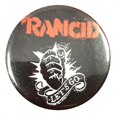 rancid - Let's Go Button