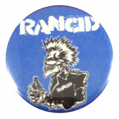 rancid - 40 oz. Blue Button