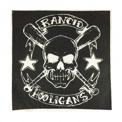 rancid - Rancid Hooligans Cloth Patch