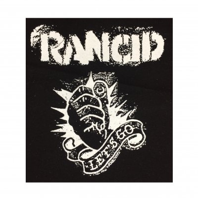 rancid - Let's Go Cloth Patch
