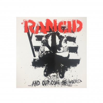 rancid - Rancid Wolves Sticker