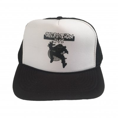 operation-ivy - Ska Man Trucker Hat