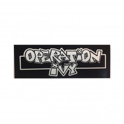 IMAGE | Operation Ivy Logo Sticker