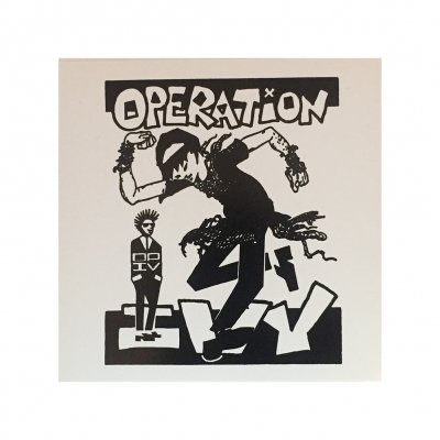 operation-ivy - Skankin Sticker
