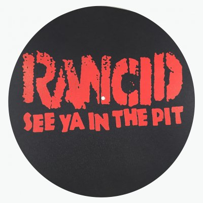 "rancid - See Ya In The Pit 12"" Slip Mat"