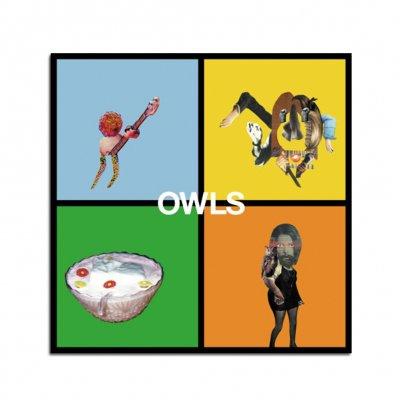 Owls - Owls CD