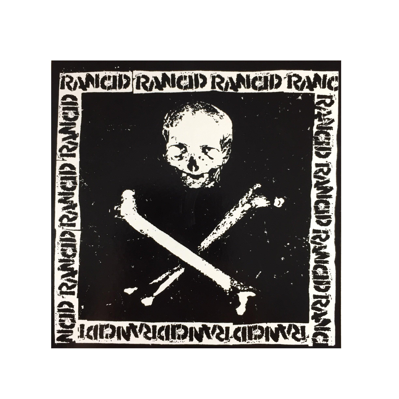 Rancid Rancid (2000) Album Sticker